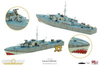 Cruel Seas - Royal Navy Fairmile D MTB 624