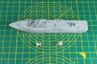 Cruel Seas - Kriegsmarine R-23 R-Boat