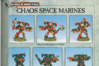Warhammer 40.000 - Chaos Space Marines World Eaters of Khorne Assault Marines