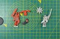Warhammer 40.000 - Chaos Space Marine Khorne Berzerker Champions