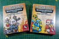 Pegasus Spiele - Munchkin 40k Expansions