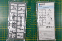 Wargames Soldiers Strategy - Rubicon Tank Crew