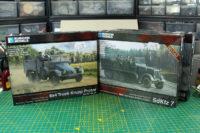 Rubicon Models - Krupp Protze, SdKfz 7 & Flak Vierling