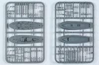 Cruel Seas - US Pt Boat Sprue