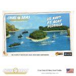 Cruel Seas - US Navy PT Boat Flotilla