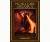 Warhammer Forge - Monstrous Arcanum