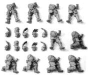 Warhammer Forge - Handgunners