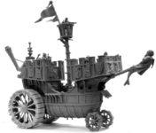 Warhammer Forge - Imperial Landship