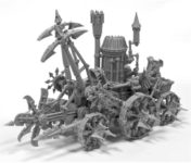 Warhammer Forge - Chaos Dwarf Skullcraker