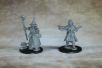 Frostgrave - Female Wizards