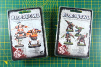 Forge World - Blood Bowl Booster Blisters
