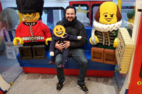London 2020 - Lego Store Leicester Square