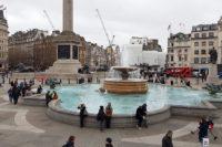 London 2020 - Trafalgar Square