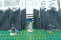 The Lord of the Rings - Rohan Palisades and Watchtower