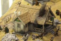 The Lord of the Rings - Rohan Village