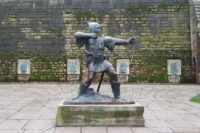 Nottingham 2020 - Robin Hood Statue