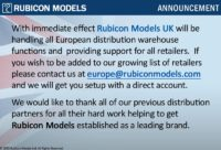 Rubicon Models - Trade Network