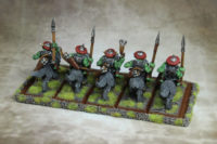 Warhammer The Old World - Goblin Wolfriders
