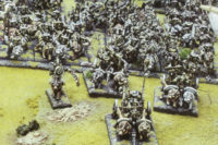 Warhammer The Old World - Dan Tunbridge's Goblin Raiding Force