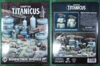 Adeptus Titanicus - Manufactorum Imperialis
