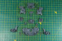 Adeptus Titanicus - Nemesis Warbringer Titan with Quake Cannon