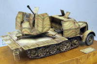 Sd.Kfz. 7/2 with Flak 36