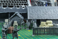 The Lord of the Rings - Rohan House Scene Mockup