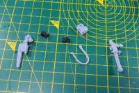 3D Print - Cerastus Archeron Parts