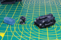 3D Printed - Space Marines