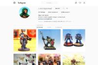 Instagram - Curis Ninja Bread
