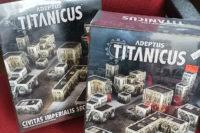Adeptus Titanicus - Civitas Imperialis Sector