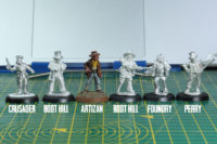 Boot Hill Miniatures - Comparison
