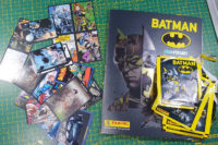 Batman Panini Sticker Collection