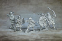 Claymore Castings - Breton-Stands In