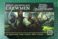 Frostgrave Ghost Archipelago - Crewmen