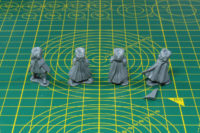 Frostgrave - Wizards II Female Wizards