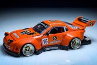 Jakarta Die Cast Project Jägermeister Porsche
