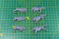 Oathmark - Goblin Wolf Rider