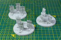 Black Seas - Gunboat Squadron