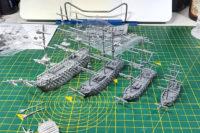 Black Seas - 1st Rate to Brigg