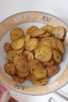 Roasted Potato Slices
