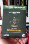 Games Workshop - Catachan Colonel