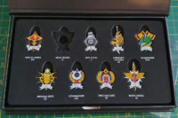 Black Library - Horus Heresy Legion I Pins