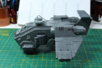 Inq28 - Bounty Hunter's Stormraven Gunship