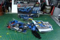 Lego Speed Champions 75893 + 75891
