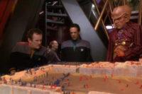Deep Space Nine - Season 7 Episode 20 Wargaming the Alamo