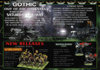 Games Workshop - Warhammer World Flyer 1999