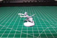 A miniature Odyssey – Zombies?