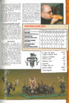 White Dwarf - February 1998 #218 Tale of Four Gamers Paul Sawyers Beastman
