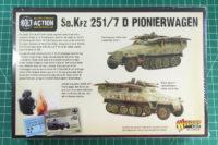 Bolt Action SdKfz 251/7 Ausf. D Pionierwagen
